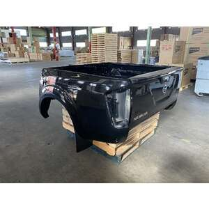 TUB002 2020 Nissan Navara Dual Cab Tub with Tail Lights